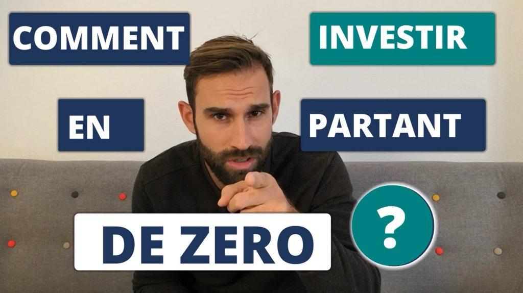 Investir sans apport